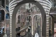FEATURE - Chinas faszinierendste Buchhandlung steht in Dujiangyan