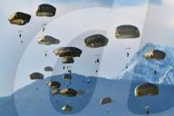 NEWS -  US-Fallschirmjäger üben in Pordenone, Italien