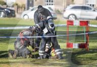 ROYALS - Beerdigung von Prinz Philip: Polizei macht Sicherheitschecks
