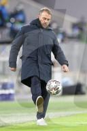 SPORT - Machtkampf im FC Bayern: Hansi Flick tritt Ende Saison ab