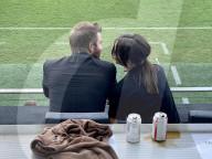 PEOPLE -  Die Beckhams am Fussballspiel von Inter Miami gegen LA Galaxy