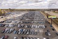 NEWS - USA: Neue unfertige Ford F-150 Pickup-Trucks können nicht verkauft werden wegen fehlenden Halbleiterchips