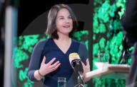 NEWS - Deutschland: Annalena Baerbock stellt sich als Kanzlerkandidatin für die Grünen vor