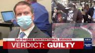 NEWS - USA George Floyd-Prozess: Ex-Polizist schuldig gesprochen