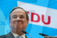 NEWS - CDU Parteichef Armin Laschet bei einer Pk nach seiner Bestätigung als Kanzlerkandidat