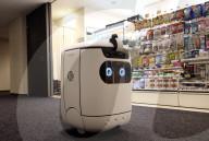 """NEWS - Tests mit autonomen Lieferroboter """"Rice"""" in den Büros von Softbank in Tokio"""