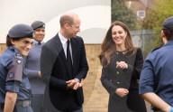 ROYALS - Prinz William und Catherine besuchen die Air Cadets