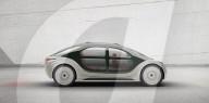 FEATURE - Studie eines Elektroautoa, das Schadstoffe von anderen Benzin- und Dieselfahrzeugen filtert