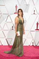 PEOPLE - Oscars 2021: Roter Teppich