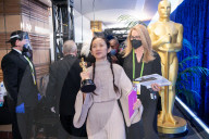 PEOPLE -  Oscar 2021: Backstage