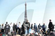 NEWS - Paris: Demonstranten verlangen Gerechtigkeit für getötete Sarah Halimi