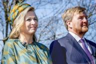 ROYALS - Holländische Königsfamilie am jährlichen Königstag