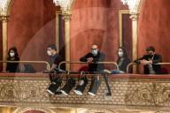 NEWS - Coronavirus: Wiedereröffnung des Opernhauses in Rom