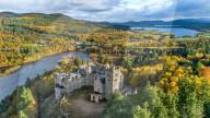 FEATURE - Herrschaftlich: Grossbritanniens nobelste Jugendherberge Carbisdale Castle steht für 1,5 Millionen Pfund zum Kauf