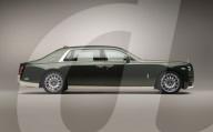 FEATURE - Rolls Royce Phantom-Limousine mit dem französischen Modehaus Hermes gebaut