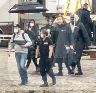 """PEOPLE - Dreharbeiten zur neuen """"Game of Thrones""""-Serie in Penzance, Grossbritannien"""