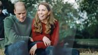 ROYALS - Die britischen Royals Prinz William und Kate Middleton haben einen Einblick in ihr Familienleben geteilt