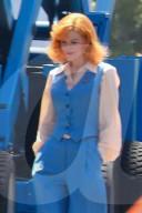 PEOPLE - Nicole Kidman trägt orange Haare für ihre neuste Rolle