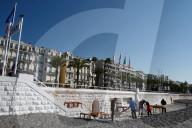 NEWS - Coronavirus: Strände in Nizza bereiten sich auf die Wiedereröffnung vor