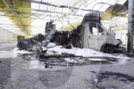 PEOPLE - Raub der Flammen: Willi Herrens Foodtruck bei Köln abgebrannt
