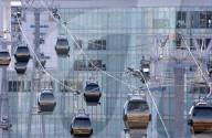 NEWS - Eine neue Luftseilbahn in Yokohoma zwischen Bahnhof und Shopping Mall