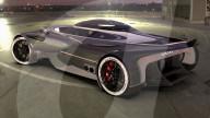 FEATURE - Superauto Cyborg 001 ist halb Mensch und halb Maschine