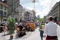 NEWS - Coronavirus: Offene Restaurantterrassen in Bern