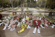 PEOPLE - Grab von Willi Herren auf dem Melaten Friedhof Koeln