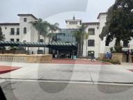 ROYALS - Das Santa Barbara Cottage Hospital, in dem Meghan Markle vermutlich ihr zweites Kind zur Welt bringen wird