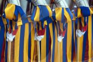 NEWS - Vereidigungszeremonie der Schweizergarde im Vatikan