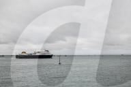 NEWS - Brexit-Fischerei-Streit: Französische Fischer protestieren vor britischen Insel Jersey