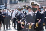 NEWS - Kundgebung von Alitalia Beschäftigten in Rom