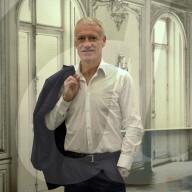 PORTRAIT - Fussball: Frankreichs Cheftrainer Didier Deschamps