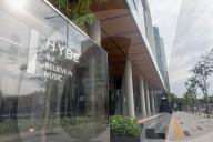 NEWS - Das neue Hauptgebäude der K-Pop Firma HYBE in Seoul