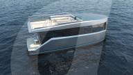 FEATURE - Hausboot mit der Seetauglichkeit einer Yacht - alles mit Batterieantrieb