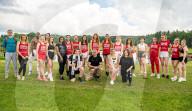 FEATURE - Unter männlicher Anleitung: Schönheitsköniginnen trainieren für das Miss-England-Finale