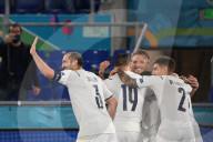 EURO 2020 - Italien siegt gegen die Türkei mit 3:0