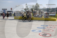 NEWS - STOP: Neue Kampagne der Stadt Genf gegen Littering am Wilson Quai