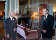 NEWS -  Schweizer Bundespräsident Guy Parmelin zu Besuch in Stockholm bei König Carl Gqustaf
