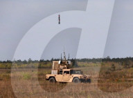 FEATURE - Die US-Armee hat ihr neuestes Abwehrsystem gegen feindliche Drohnen vorgeführt