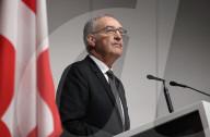 NEWS - Schweizer Bundespräsident Parmelin gibt Pressekonferenz nach Treffen mit US-Präsident Biden