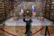 NEWS - Genf vor dem Treffen Biden-Putin