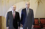 NEWS - Biden-Putin-Treffen: Parmelin empfängt Putin