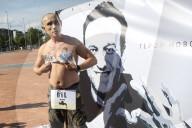 NEWS - Genf: Kundgebung fŸr den inhaftierten Alexej Nawalny vor dem Treffen Biden-Putin