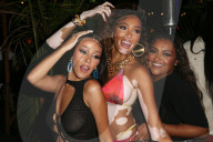 PEOPLE - PrettyLittleThing Winnie Harlow EDIT Launch Party in Los Angeles