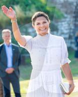 ROYALS - 44. Geburtstag von Prinzessin Victoria in Borgholm auf Öland