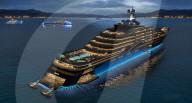 FEATURE - Grösste Superyacht der Welt mit Eigentumswohnungen ab $11 Millionen USD