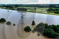 NEWS - Hochwasser in NRW, Deutschland