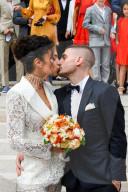 PEOPLE - Hochzeit des italienischen Fussballers Marco Verratti mit Jessica Aïdi in Paris
