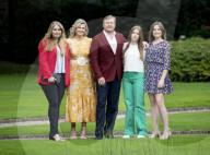ROYALS - Die niederländische Königsfamilie beim traditionellen Sommer-Fototermin in Den Haag
